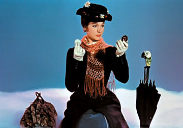 Mary Poppins' magical bag is something most women would die for, if it just didn't have to be quite so big.