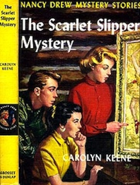 Nancy Drew is usually ready for anything.